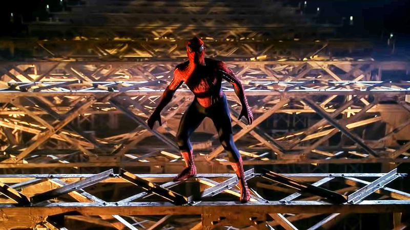 Локацию из «Человека-паука» Сэма Рэйми заметили в «Нет пути домой»