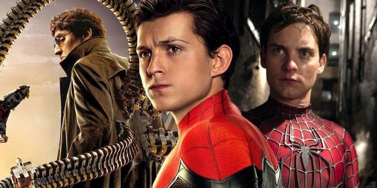 Как трейлер «Человека-паука: Нет пути домой» тизерит героя Тоби Магуайра
