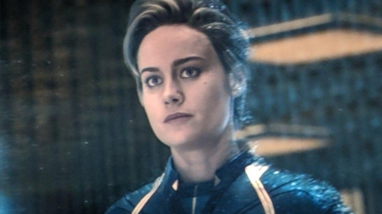 Раскрыто новое неожиданное появление Капитана Марвел в MCU