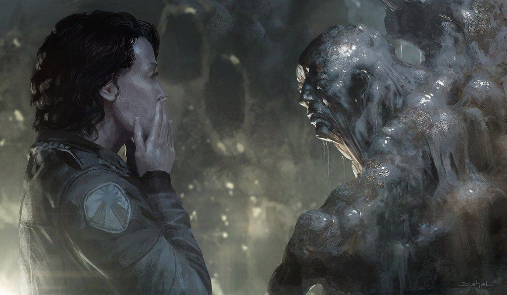 Нил Бломкамп прокомментировал возрождение фильма «Чужой 5»