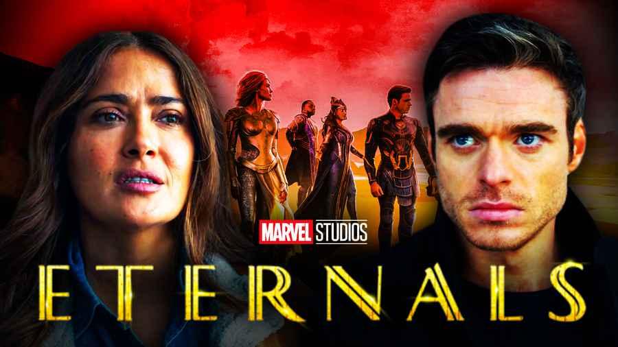 Раскрыто, когда Marvel решат перенести фильм «Вечные»