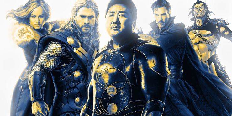 Как сцена после титров «Шан-Чи» тизерит кроссовер «Мстители 5»