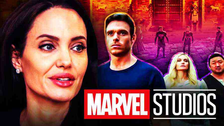 Анджелина Джоли раскрыла реальную причину участия в «Вечных» от Marvel