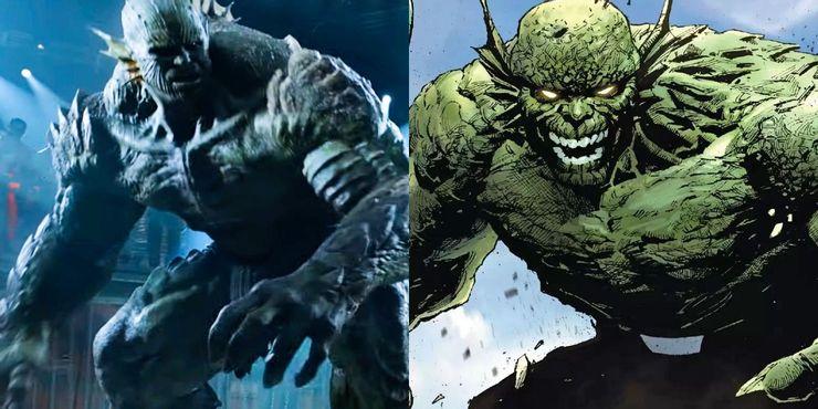Почему Мерзость изменили в киновселенной Marvel