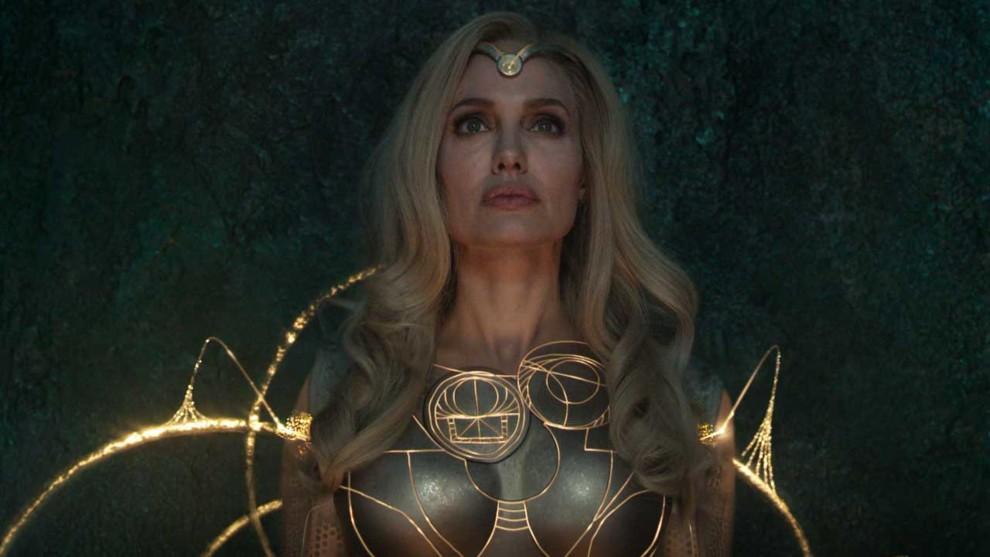 Раскрыто место фильма «Вечные» в таймлайне киновселенной Marvel