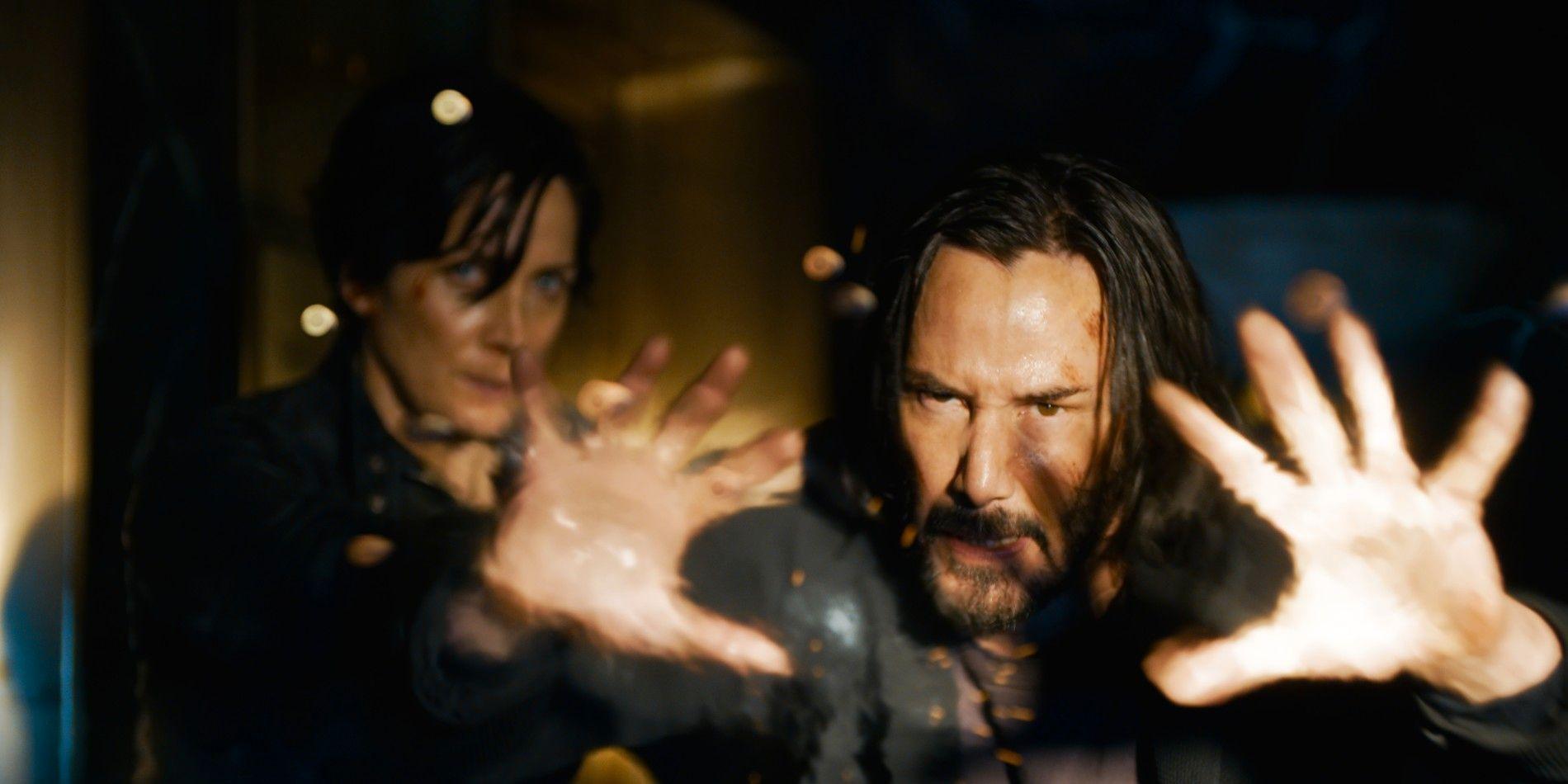 Изменяет ли «Матрица: Воскрешение» канон - появилось описание фильма