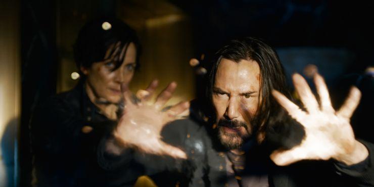 Почему «Матрица: Воскрешение» сильно отличается от прошлых фильмов визуально