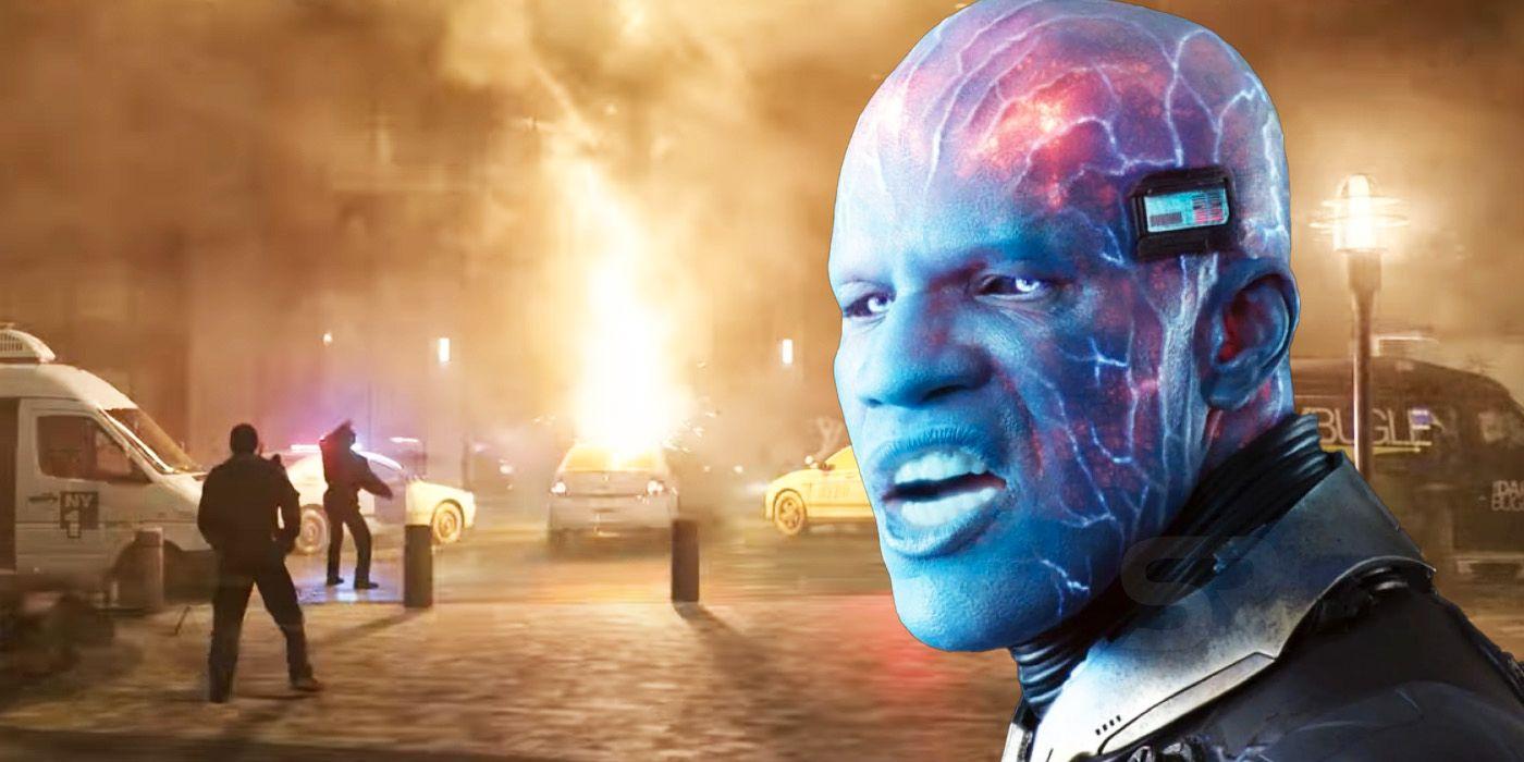 Джейми Фокс прокомментировал появление Электро в «Человеке-пауке: Нет пути домой»