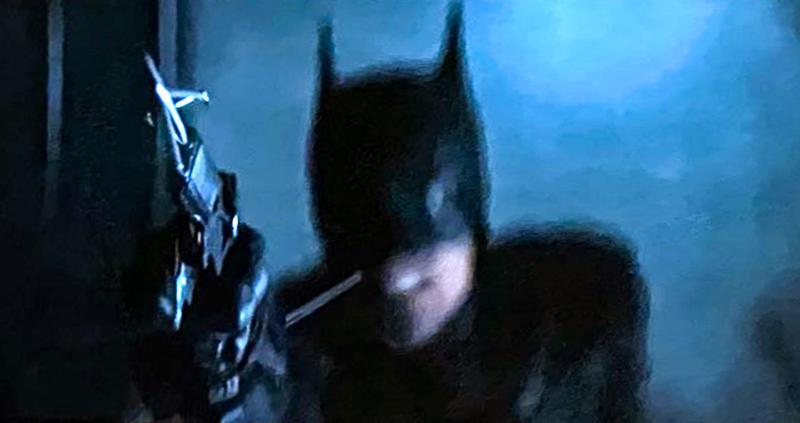 Мэтт Ривз показал новый кадр фильма «Бэтмен» с Робертом Паттинсоном