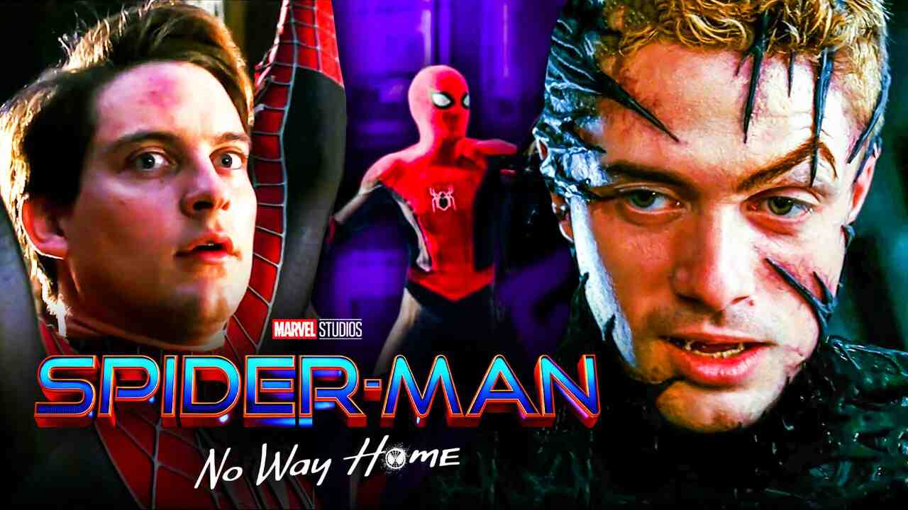 Тофер Грейс прокомментировал возвращение к роли Венома в «Человеке-пауке: Нет пути домой»