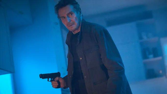 Названа дата выхода нового триллера с Лиамом Нисоном - появился первый кадр