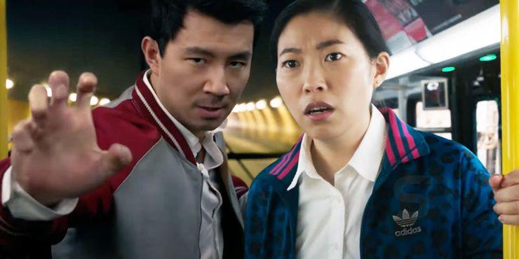 Почему MCU не нужен роман Шан-Чи и Кэти