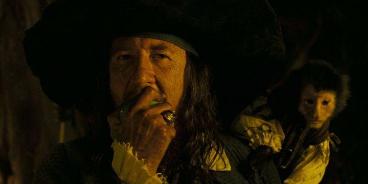 Почему «Пираты Карибского моря 6» не могут убить Джека Воробья