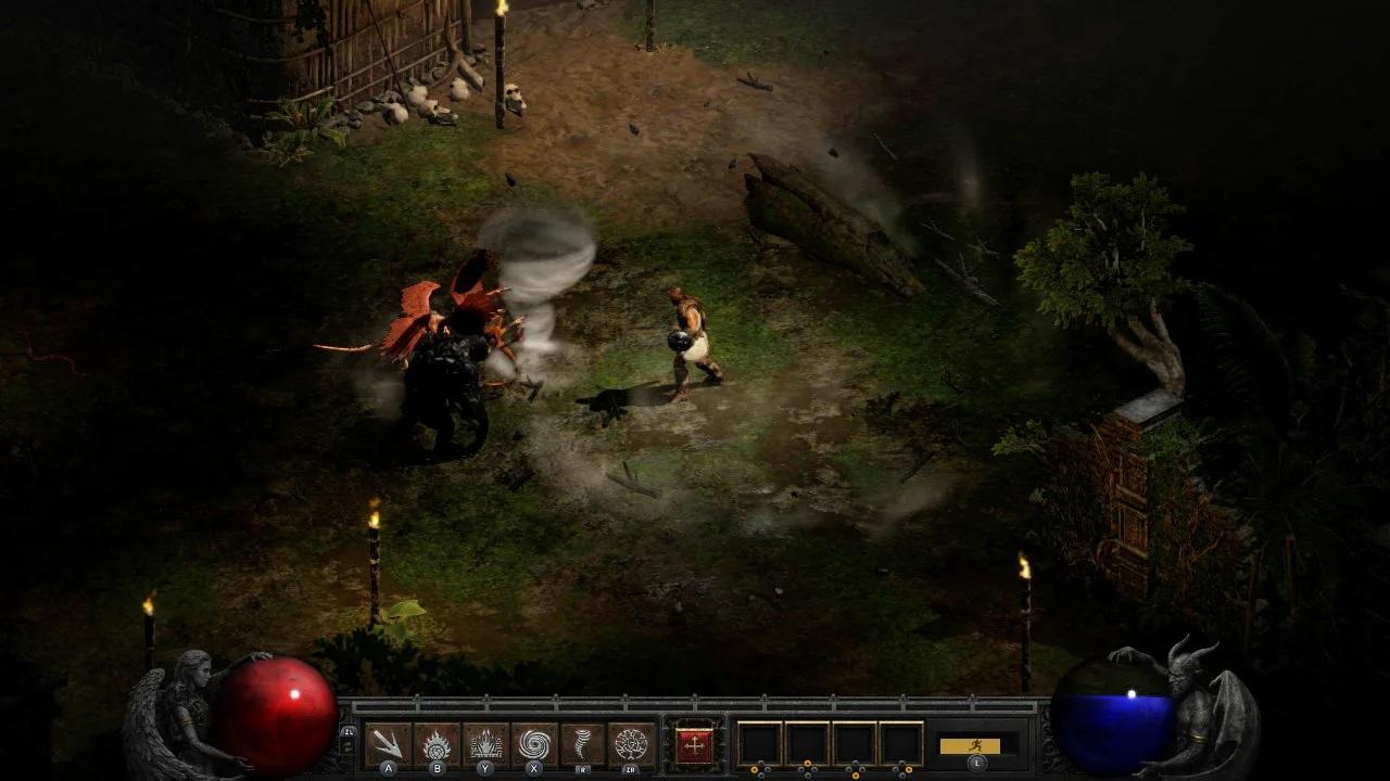 Честное мнение о Diablo 2: Resurrected - как ремастер играется на Nintendo Switch