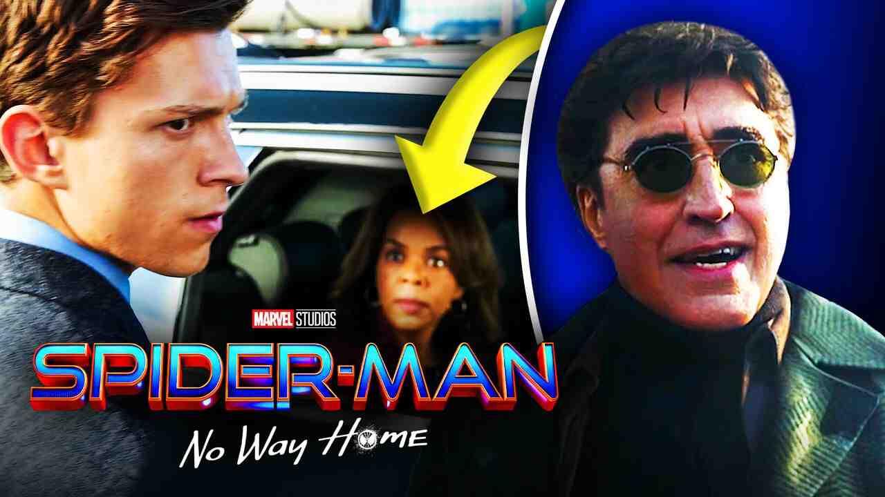 Фанат раскрыл личность загадочной женщины из «Человека-паука: Нет пути домой»