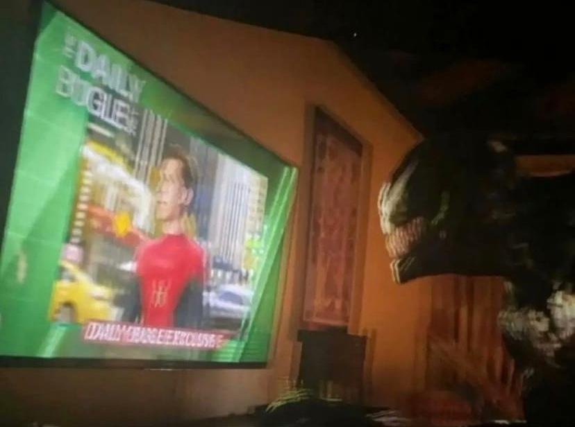 Объяснение сцены после титров фильма «Веном 2»: где оказался герой и что произошло