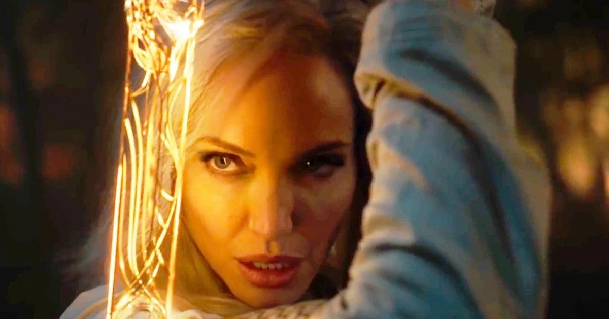 Анджелина Джоли отказывалась играть супергероиню в экранизации комикса
