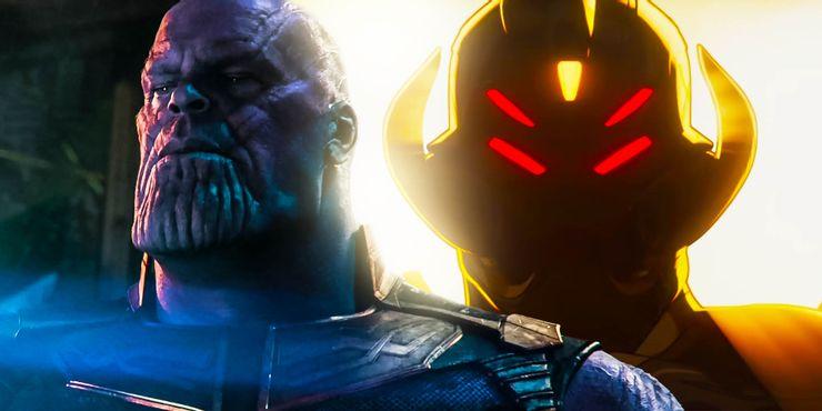 Подтверждено, что Танос всегда мог потерять Камни бесконечности в MCU