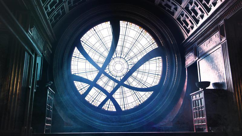 Логотип «Доктора Стрэнджа 2» подтвердил размер роли Алой Ведьмы