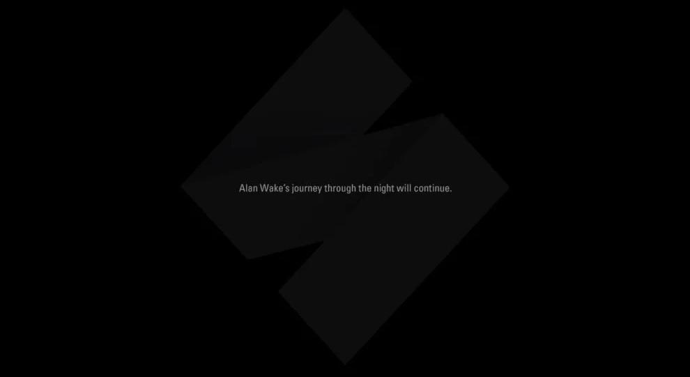 Тизер Alan Wake 2 есть в ремастере первой части