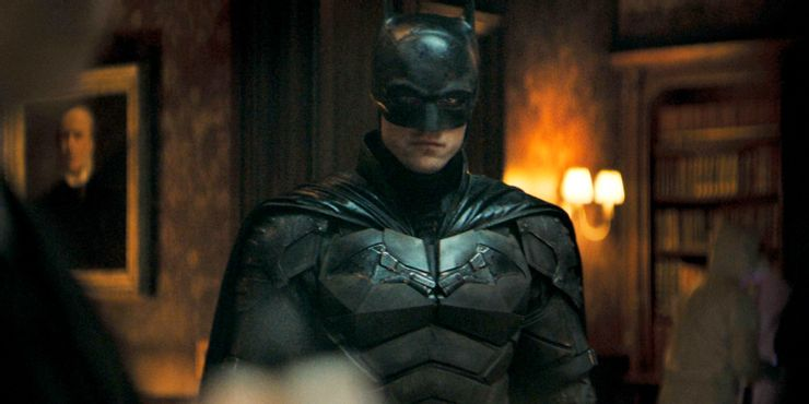 Энди Сёркис назвал шедевром «Бэтмена» Мэтта Ривза