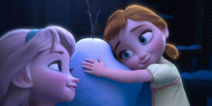 Мультфильм «Холодное сердце 3» должен раскрыть силы Анны - объяснение теории