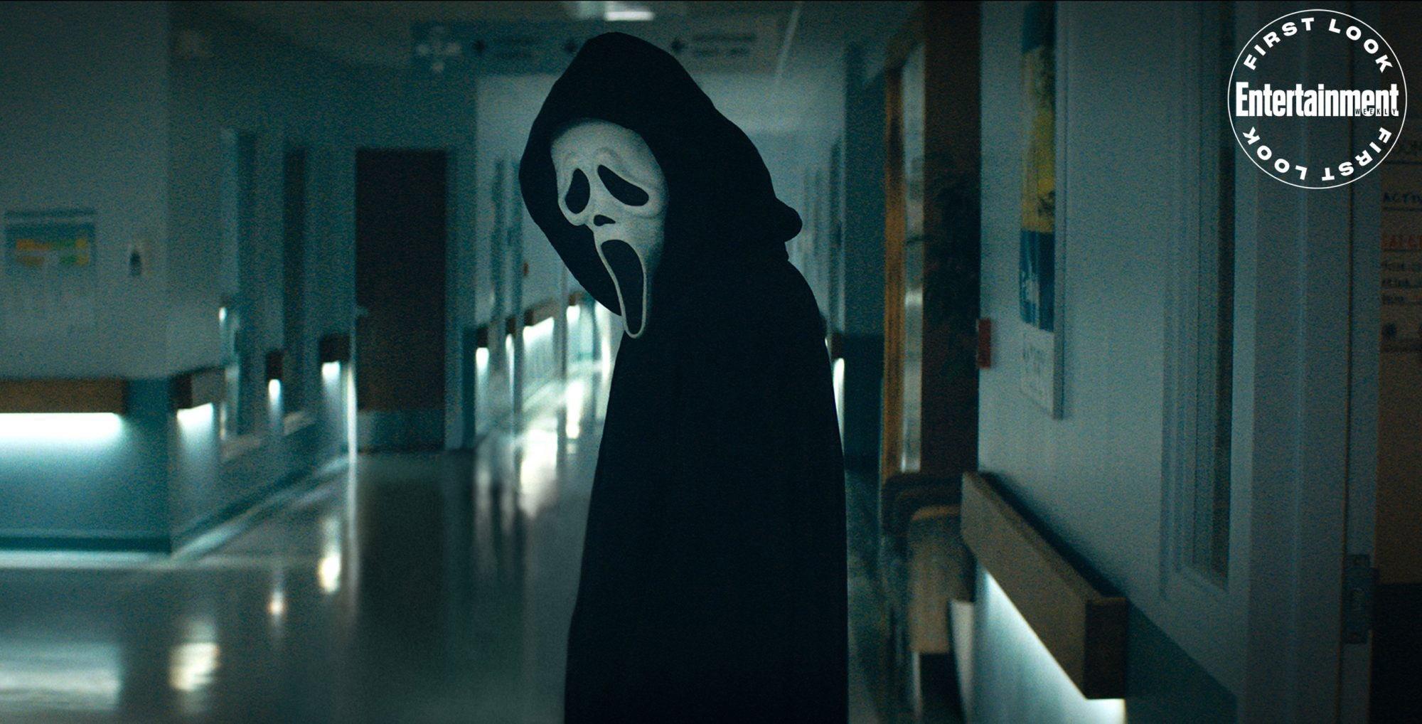 Первые кадры фильма «Крик 5». Премьера состоится в начале 2022 года