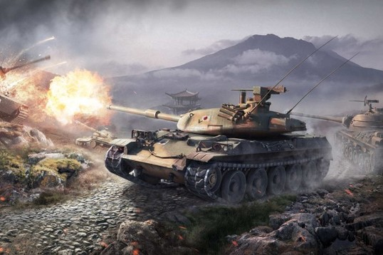 Wargaming сделала World of Tanks лучше, но не на ПК