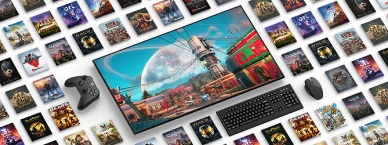 Прохождение всех игр в Xbox Game Pass на PC составит 4000 часов