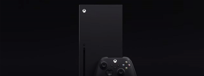 Дизайн и трейлер Xbox Series X