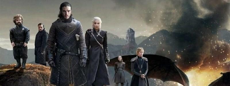 2 серию 8 сезона «Игры престолов» уже можно посмотреть на русском