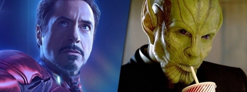Тони Старк был Скруллом в «Мстителях: Финал»?