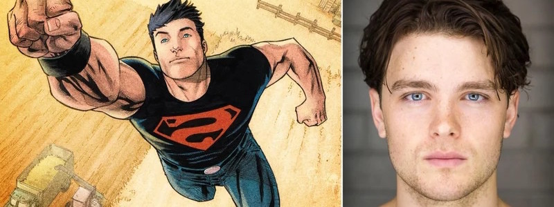 Как Джошуа Орпин выглядит в роли Супербоя из  «Титанов»
