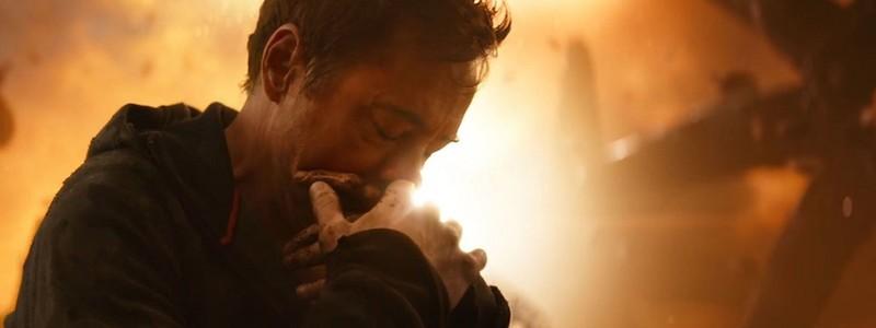 Железный человек пожертвует собой в «Мстителях 4: Финал»